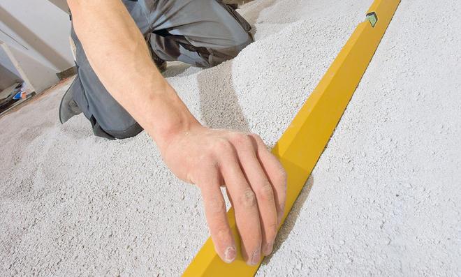 Fußboden Ausgleichen Trocken ~ Trockenestrich verlegen selbst