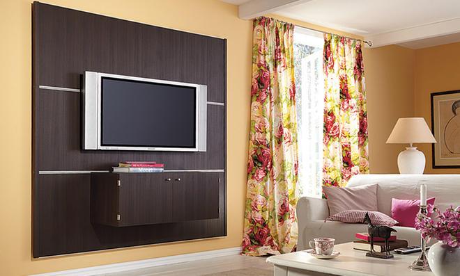 TV-Wand | selbst.de