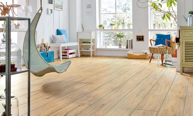 Hervorragend PVC-Boden | selbst.de KH67