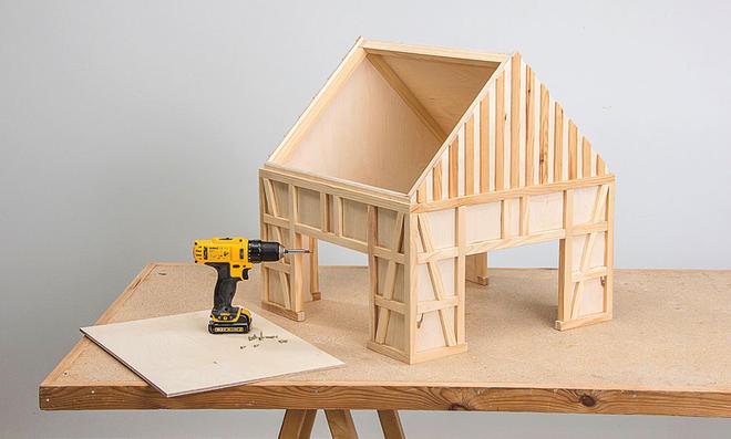 Vogelhaus Selber Bauen vogelhaus selber bauen selbst de
