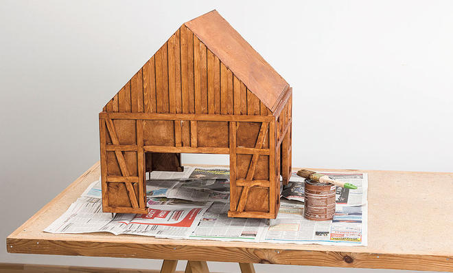 vogelhaus holz selber bauen fr den garten aus holz aus holz bauen nistksten aus holz selber. Black Bedroom Furniture Sets. Home Design Ideas