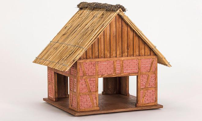 Vogelhaus selber bauen