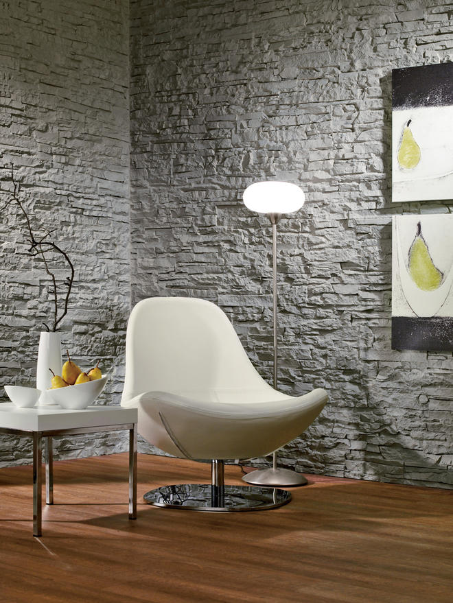 Wundervoll Wand mit Kunststoff-Paneele | selbst.de FD37
