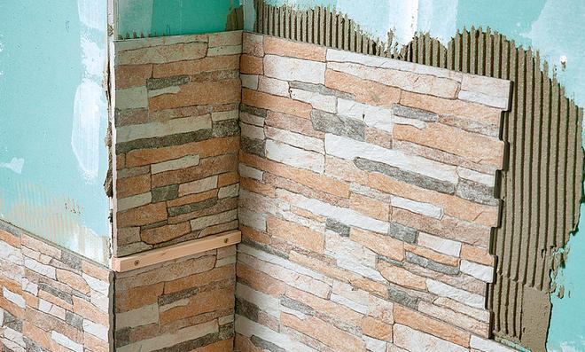 Bruchstein Wandverkleidung naturstein wandverkleidung selbst de