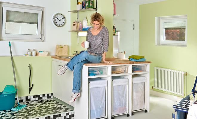 Waschküche Möbel waschküche selbst de
