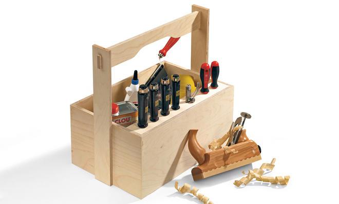 Favorit Werkzeugkiste | selbst.de EK54