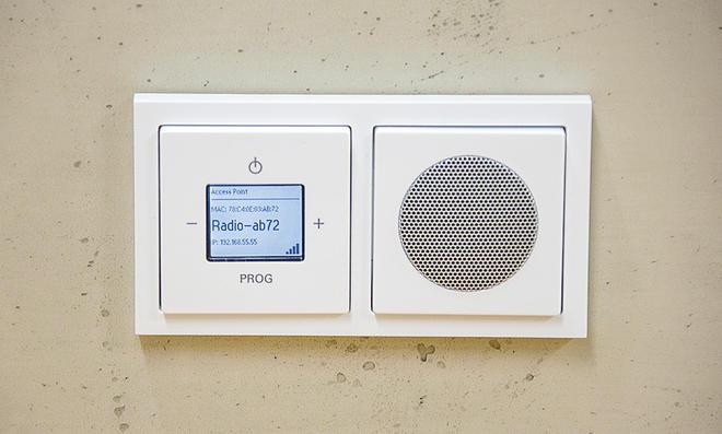 WLAN-Radio
