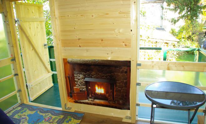 Kinderbett baumhaus selber bauen  Baumhaus Zum Selber Bauen. Excellent Den Geeigneten Baum Finden ...