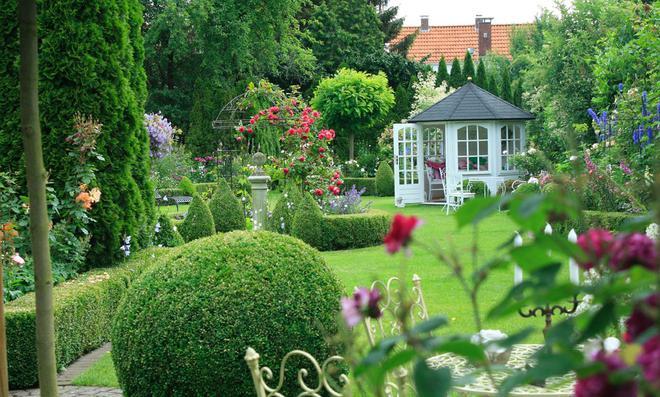 Atemberaubend Lesergarten / Terrasse | selbst.de #PN_72