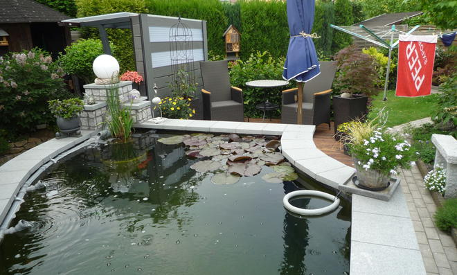 Userprojekt Garten Balkon