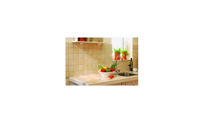 Fliesenspiegel küche höhe  Küchen-Fliesenspiegel | selbst.de