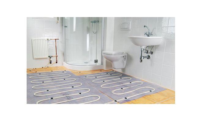 Heizmatte Fußboden Bad ~ Aktion elektrische fussboden heizung infrarot heizmatte cm x