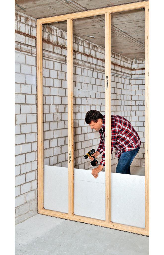 famous trennwand holz innen ke25 kyushucon. Black Bedroom Furniture Sets. Home Design Ideas