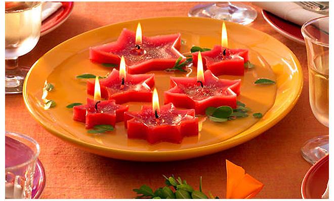 Kerze selber machen