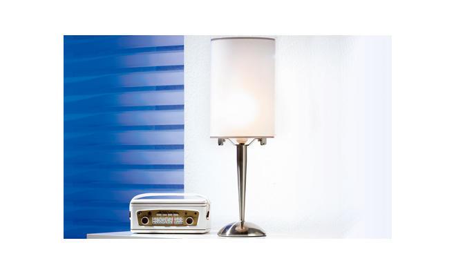 Lampenschirm für Tischleute selber machen