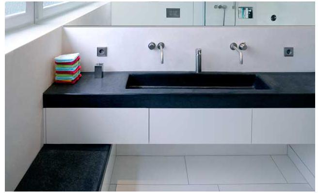 raumwunder: bad auf 6 qm | selbst.de, Badezimmer ideen