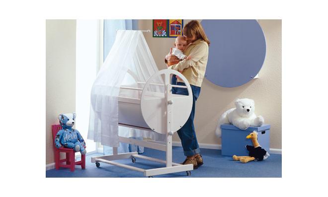 Relativ Bauanleitung: Baby-Wiege selbst bauen | selbst.de JI28