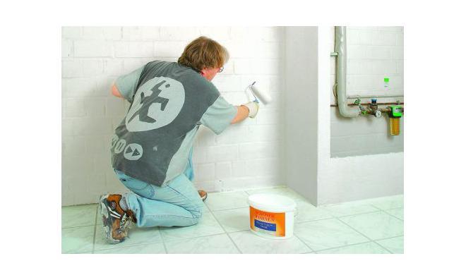 Wand ohne Tapete streichen | selbst.de