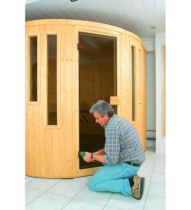 Sauna Selber Bauen Anleitung Great Sauna Im Garten Selber Bauen