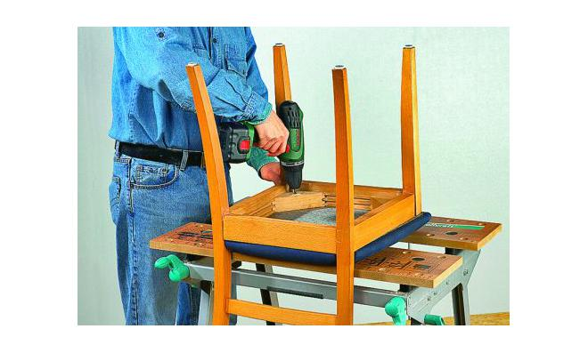 Stuhl Reparieren