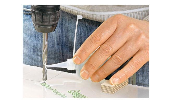 Gut bekannt Acrylglas bohren | selbst.de ZK51