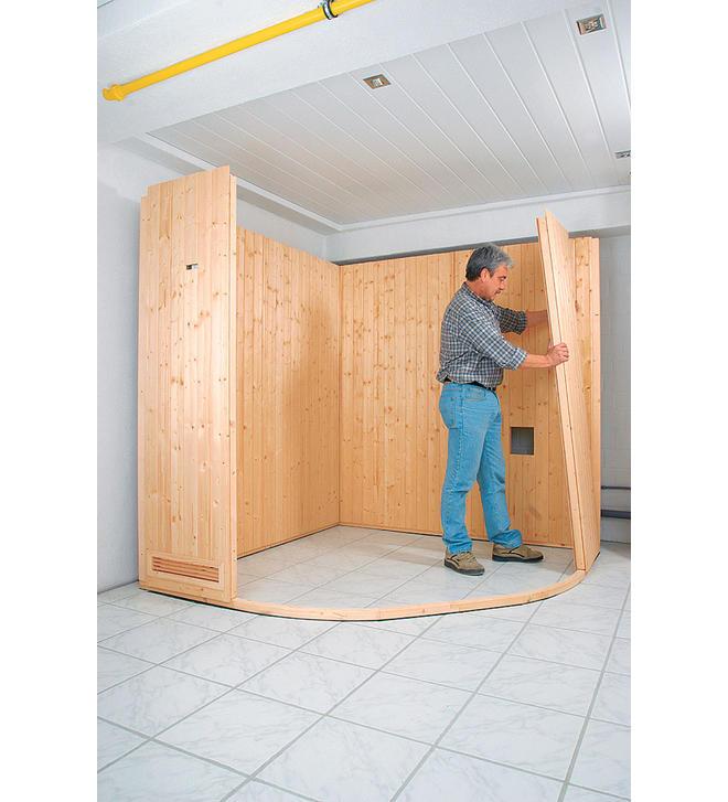 Sauna im Keller | selbst.de