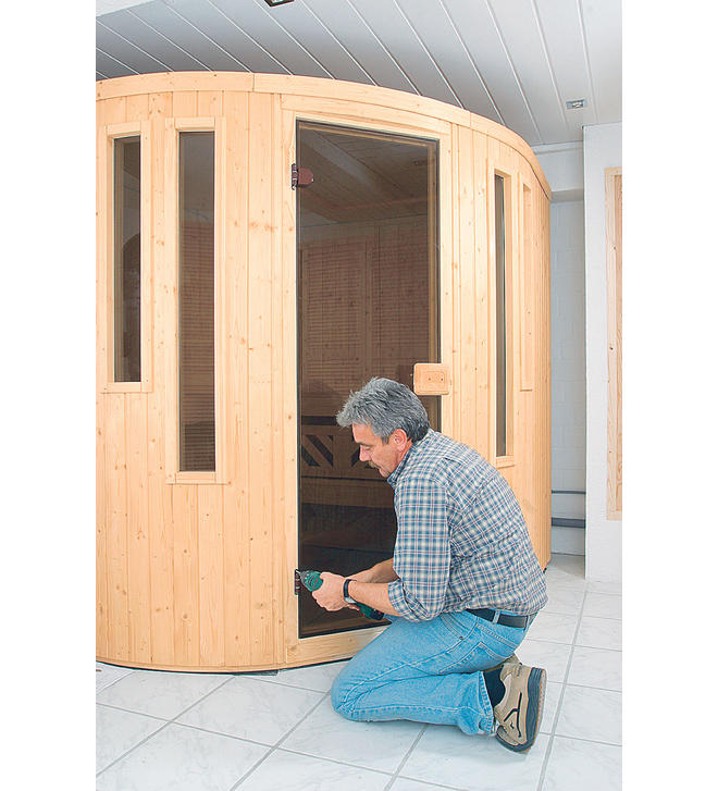 Sauna im Keller   selbst.de