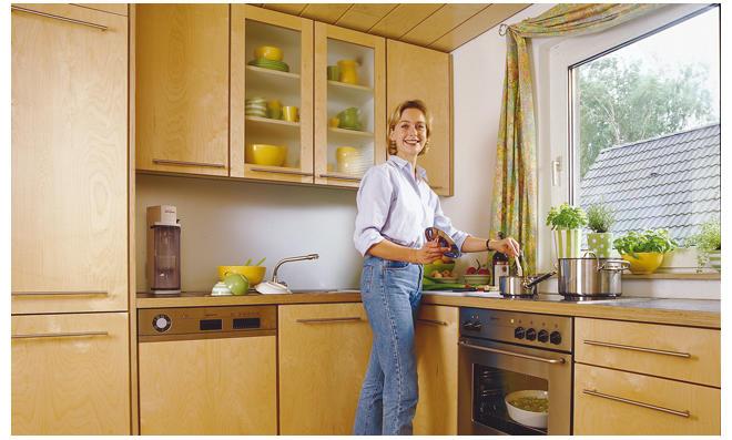 Küche aufbauen selbst
