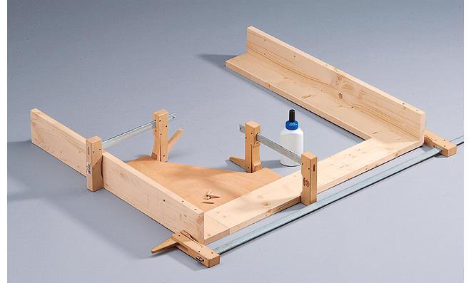 ausziehtisch selber bauen lf66 hitoiro. Black Bedroom Furniture Sets. Home Design Ideas