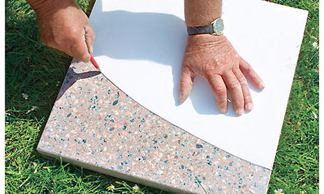 Terrasse mit Betonplatten | selbst.de