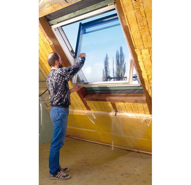 Dachfenster nachträglich einbauen  Dachfenster einbauen | selbst.de