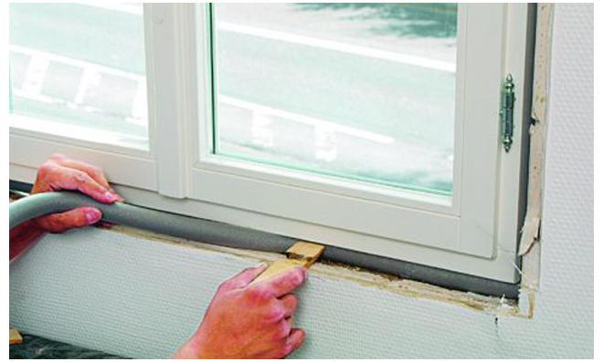 Fenster Einbauen: Altbau