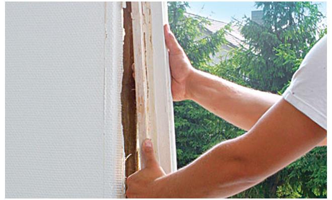 Dachfenster einbauen altbau  Fenster einbauen: Altbau | selbst.de