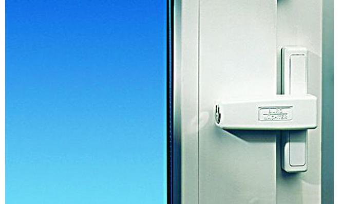 Fenster und türen nachträglich sichern  Fenster gegen Einbruch sichern | selbst.de