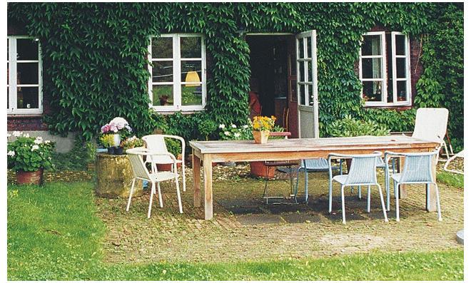 Dänische Fenster