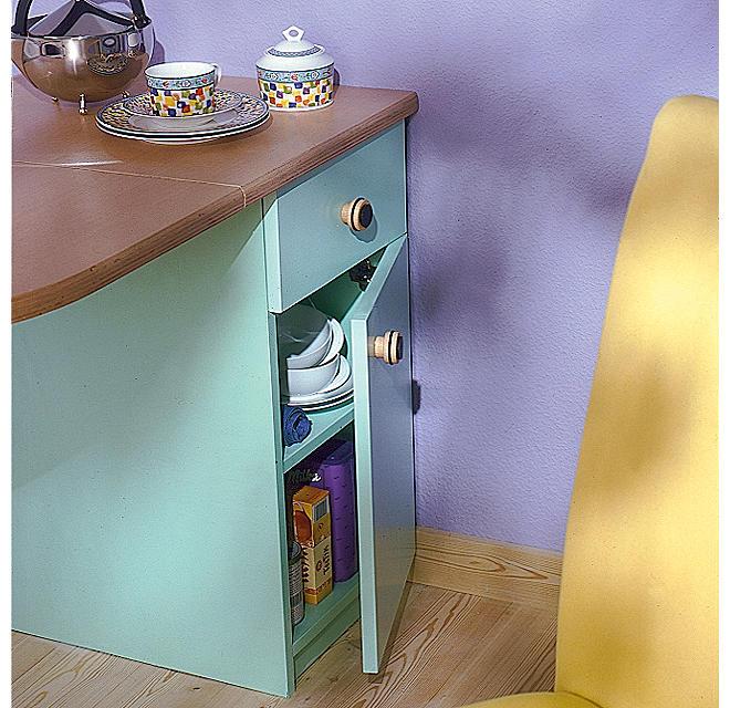 Klappbarer tisch selber bauen interesting dj tisch selber - Klappbarer wandtisch ...
