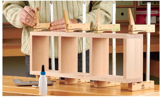 Küchenregal bauen | selbst.de