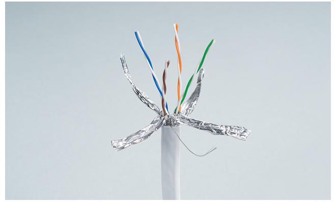 LAN-Kabel verlegen