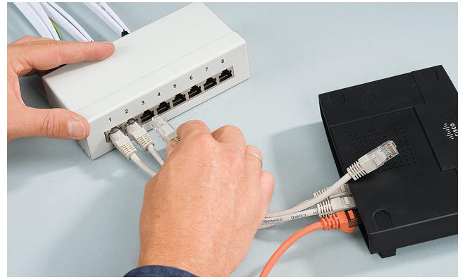 LAN-Kabel verlegen | selbst.de