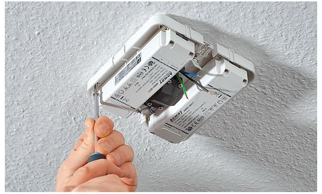 LED-Deckenleuchte | selbst.de