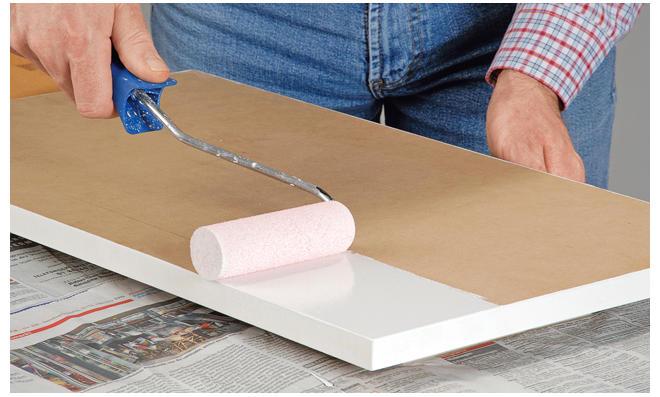 Osb Fußboden Lack ~ Holz lackieren selbst.de