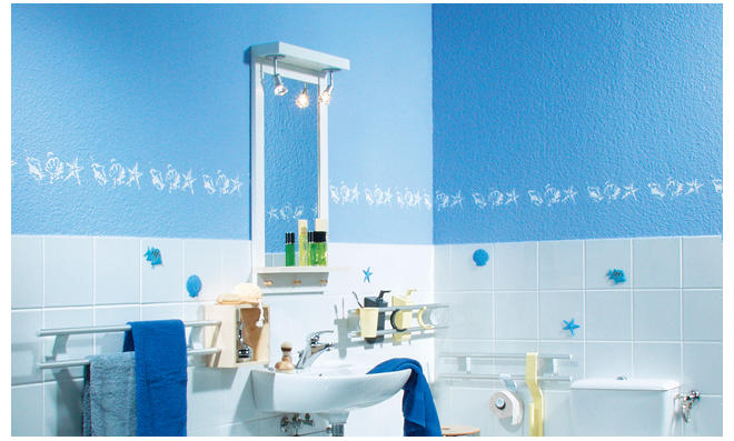 Spiegel Beleuchtung selber bauen