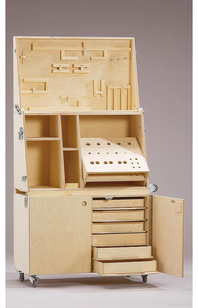Werkzeugkoffer mit 100 Funktionen