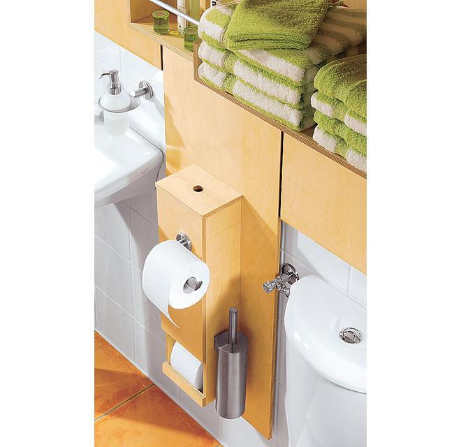 WC-Utensilien