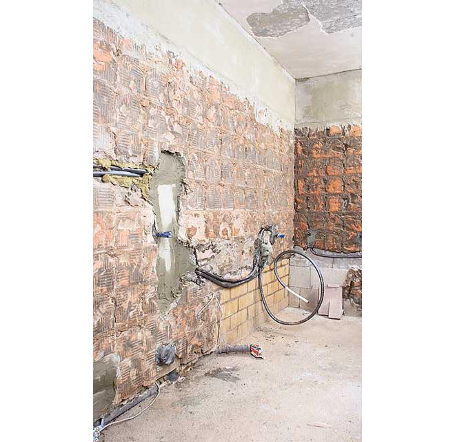 Wand Neu Verputzen Innenwand With Wand Neu Verputzen Wand