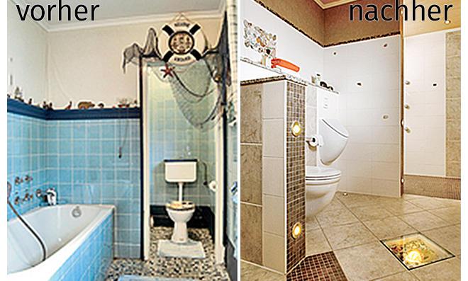 Bad Fußboden Sanieren ~ Badrenovierung selbst