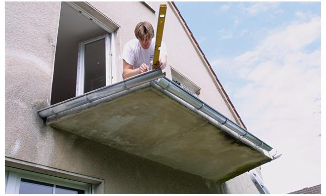 Balkon Sanieren Anleitung Stunning Balkon Terrasse Abdichten