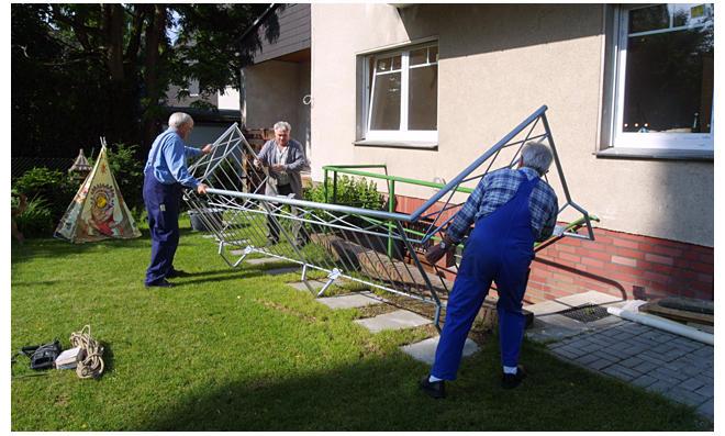 Balkon Sanieren Anleitung Den Balkon Kann Man Oder In Einem Zug