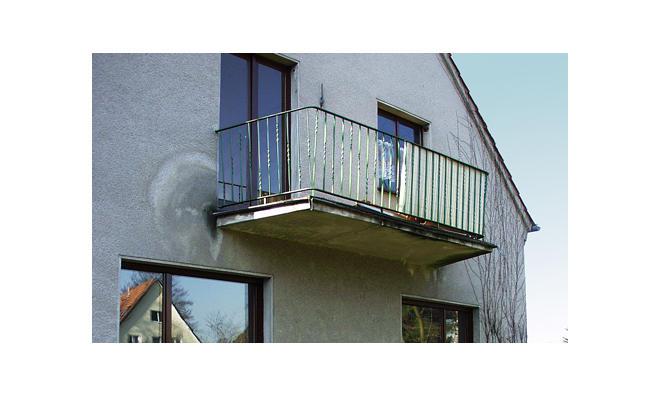 Balkon abdichten