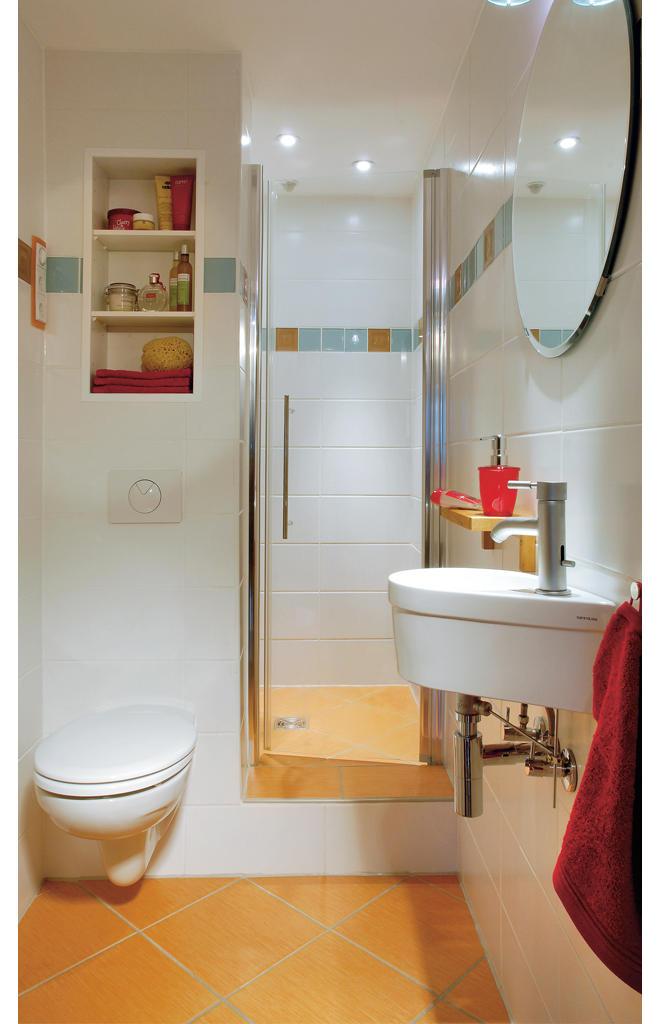 Bodengleiche Dusche: Schritt 1 Von 19